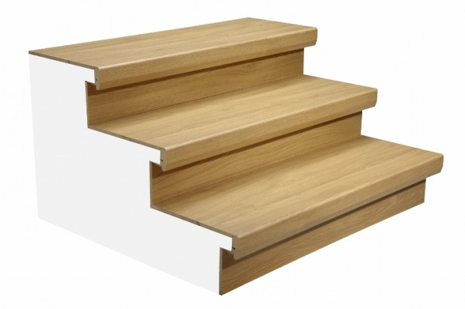 gamme d 39 escaliers trenovo homeline habitat conceptbois. Black Bedroom Furniture Sets. Home Design Ideas